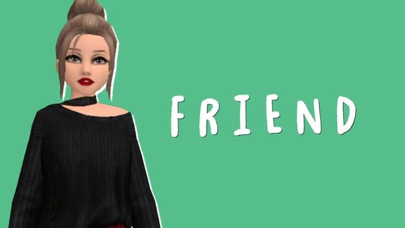 FRIENDS Avakin Life Music Video