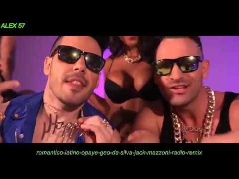 Geo da silva романтический латинский remix