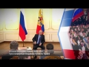 А вот еще немного вам в ленту хроники Крымской весны. Заявление Президента России Владимира Путина 4 марта 2014 года!