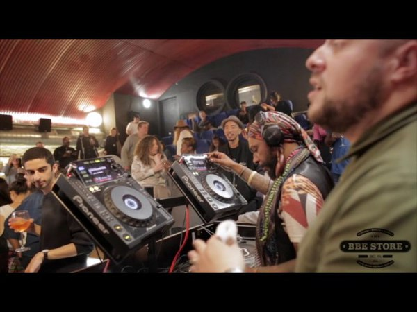 Osunlade Boddhi Satva B2B DJ Set @ The BBE Store (Record Store Day 2017)