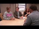 Офис [The Office] / 9 сезон - 14 серия / «Вандализм» [Vandalism]