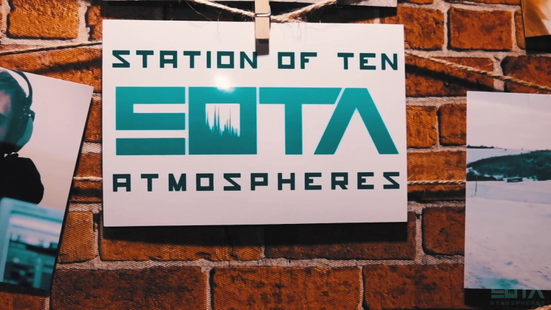 STΛTION OF TEN ATMOSPHERES |SOTΛ REC.