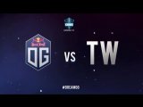ESL One Katowice 2018 OG vs Team World