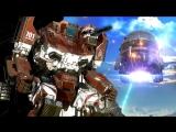 MechWarrior 5: Mercenaries 10 минут геймплея