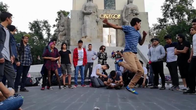 Jumpstyle Mèxico * TOP 10 * Abril 2017