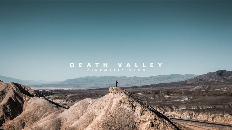 DEATH VALLEY in 2 MINUTES