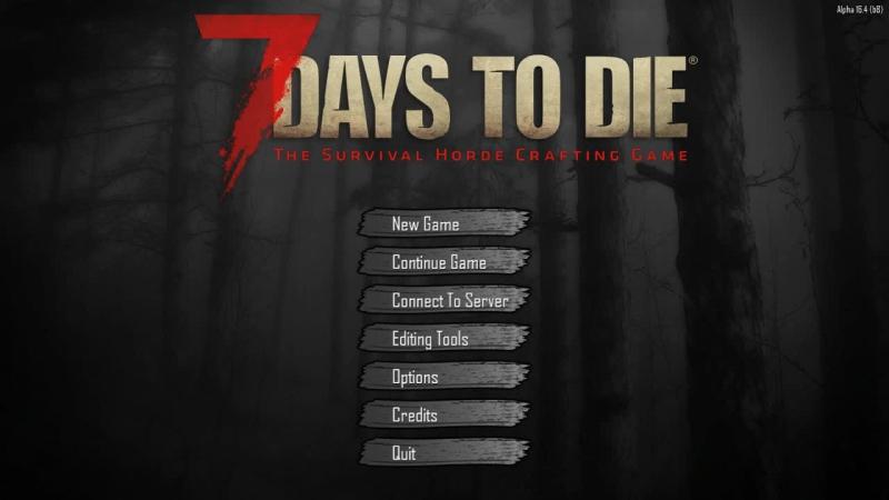 7 Days to Die А где тут зомби?