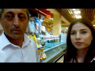 Интриган конфлик в магазине Зеленое Яблоко [Нетипичная Махачкала] (суета)