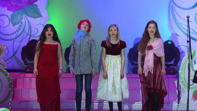 Обласний фестиваль для людей з обмеженими можливостями Джерело Надії м Подільськ 2 частина