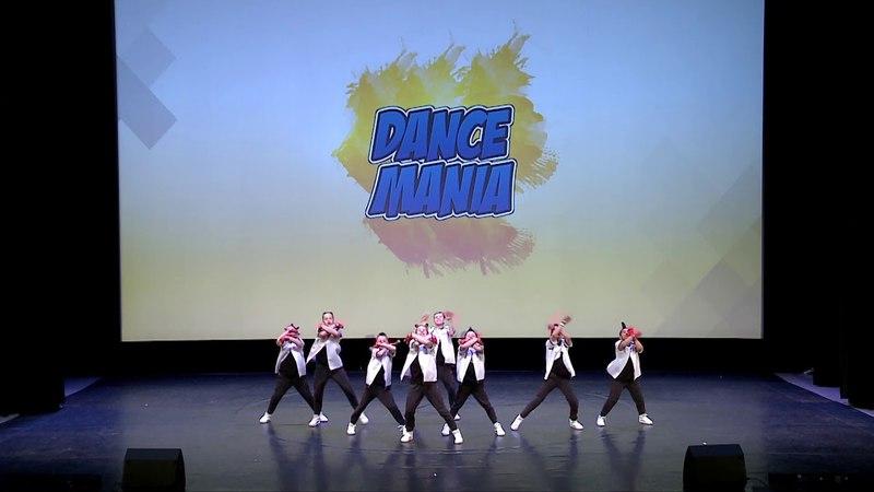 DANCE MANIA BZZZ-ZIG
