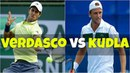 Fernando Verdasco vs Denis Kudla 1R Houston 2018 Highlights HD
