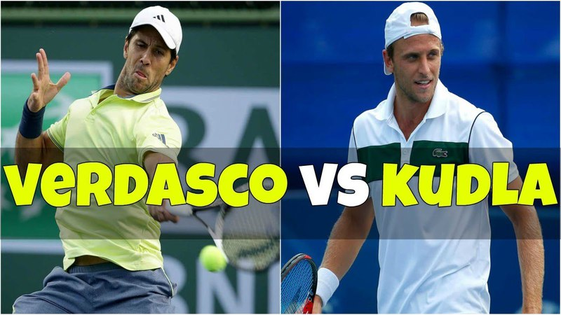 Fernando Verdasco vs Denis Kudla | 1R Houston 2018 Highlights HD