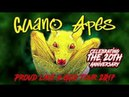 Guano Apes Full Concert Live in Moscow Russia 15 04 2018 FanZone Video