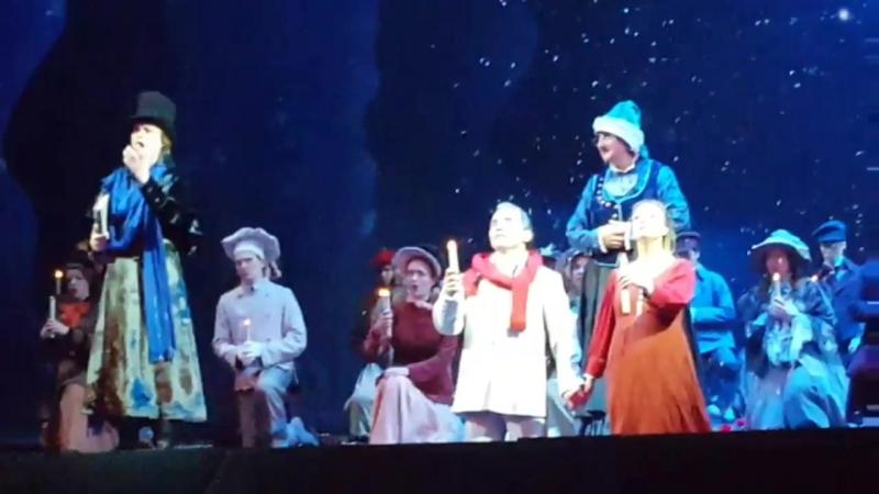 Мариинский театр История Кая и Герды  Кай - Чибиров Шота Герда- Инара