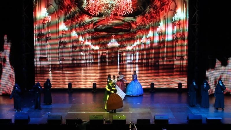 Команда Боль - Последняя ночь королей - Всероссийский фестиваль японской анимации 2018