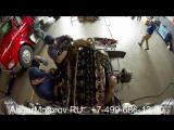 Капитальный ремонт Двигателя Caterpillar C27 CAT Переборка и Восстановление Гарантия Москва C 27