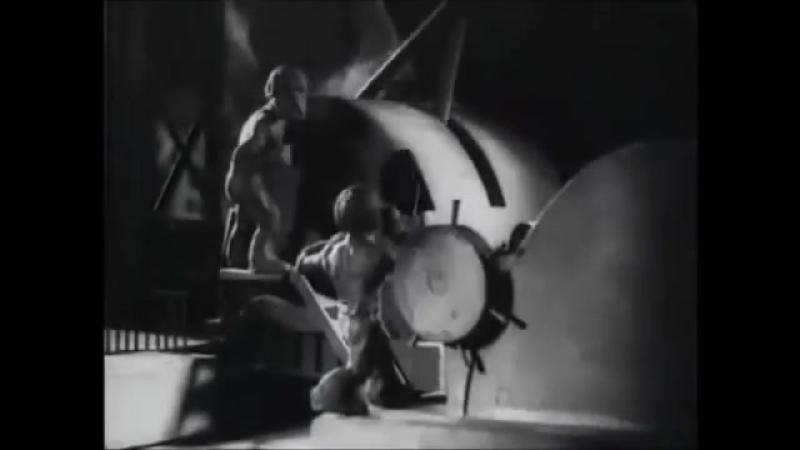 Новый Гулливер 35 год сцена в цеху