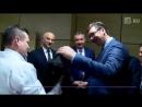 Президенту Сербии показали уникальную технологию жидкостного дыхания 20 декабря 2017. Слабонервным не смотреть, дома не эксперим
