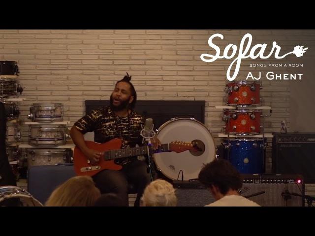 AJ Ghent [ j-ent ] - It Ain't Easy | Sofar Nashville
