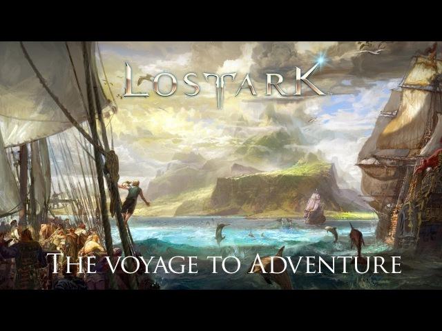Lost Ark (KR) - Closed Beta 2 game trailer