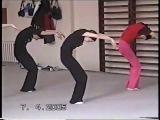 волны, хореография (станок, середина) 2004-2006