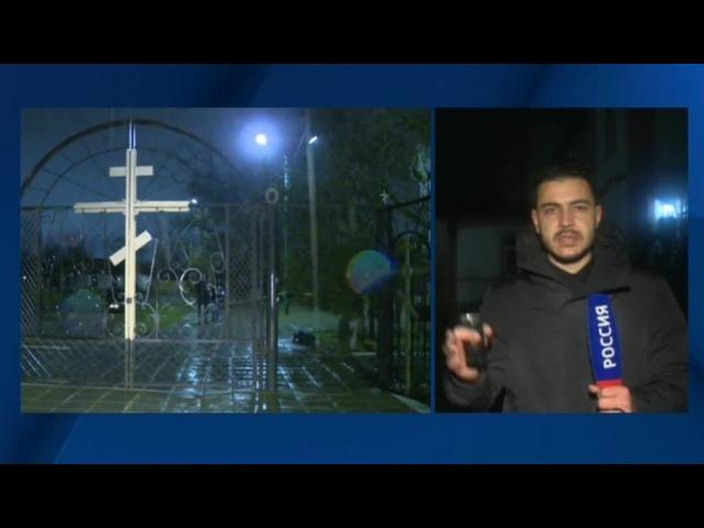 Кизлярский убийца хотел расстрелять людей прямо в храме