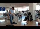 Епихин Антон - RT=50 кг Кубок Томской области по армлифтингу, 28-07-2013