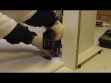 Как фрезеровать фасады под петли в домашних условиях