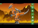 Toy War Robot Raptors - One of the coolest dinosaurs (Toy War Robot)