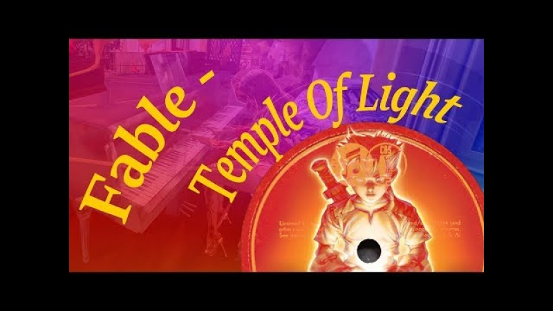 ArcheAge MML Fable Temple of Light