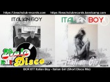 Italian Boy - Italian Girl (Short Disco Mix)