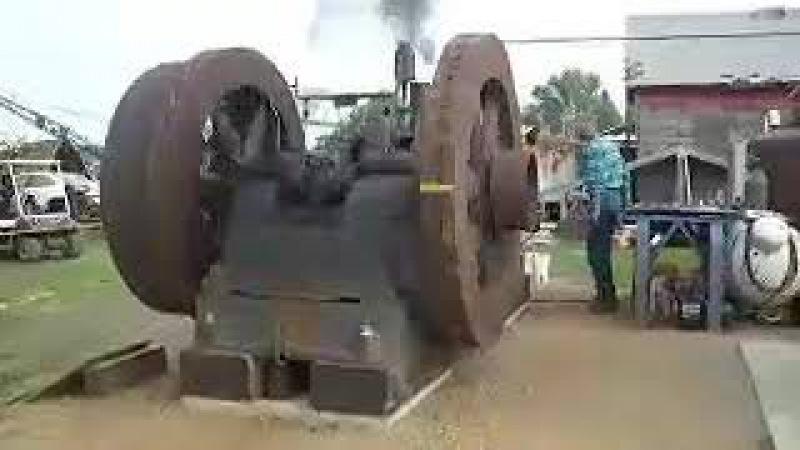Гипнотизирующий такт двигателя постепенно вводит в транс.