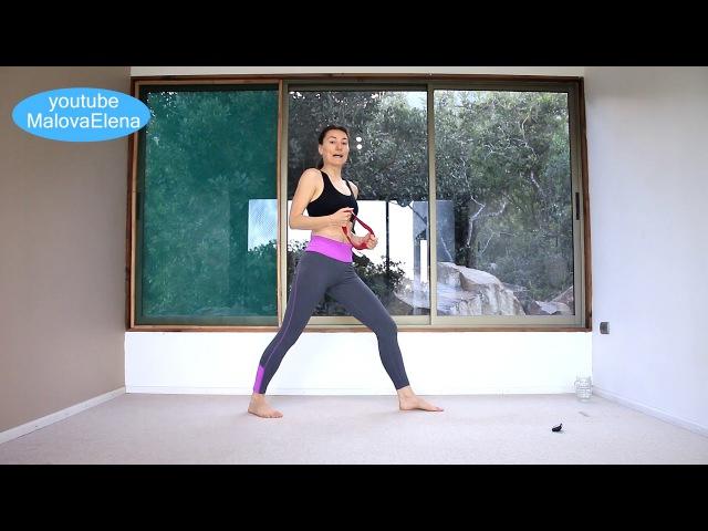 12 ejercicios banda elástica
