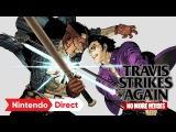 Travis Strikes Again: No More Heroes [Nintendo Direct 2018.3.9]
