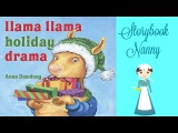 Llama Llama Holiday Drama Christmas Books for Kids