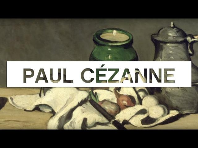 Les grands maîtres de la peinture Cézanne - Toute LHistoire