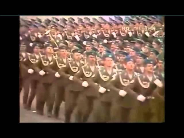 Let's Go! (В путь) - Soviet Military Song