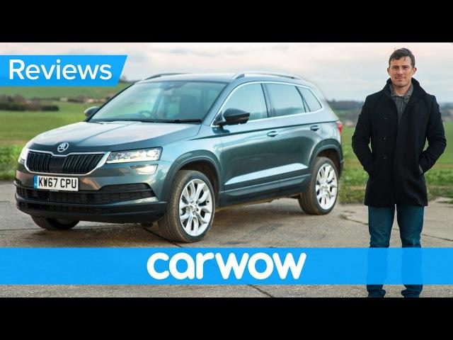 Skoda Karoq SUV 2018 in depth review Mat Watson Reviews