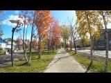 Сахалин  Осень в Поронайске