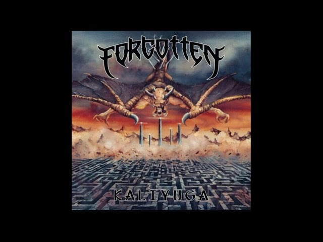 Forgotten - Manufaktur Terror ( The Most Awaited Album 2017 )