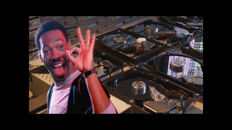 The Floppotron Axel F Beverly Hills Cop Theme