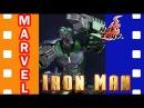Эксклюзивная фигурка Железный Человек Марк 26 Iron Man Gamma Hot Toys