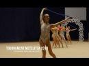Нижний Новгород Юность (МС) 3 мяча 2 скакалки Rhythmic Gymnastics Tournament Metelitsa 2018