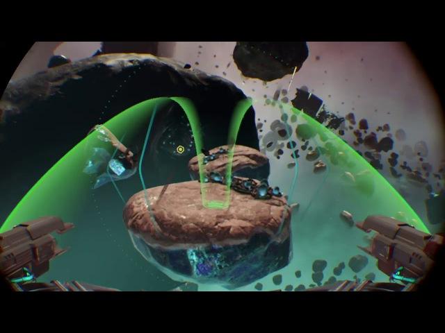 Playstation VR Worlds - Космическое одиссея - Часть 1