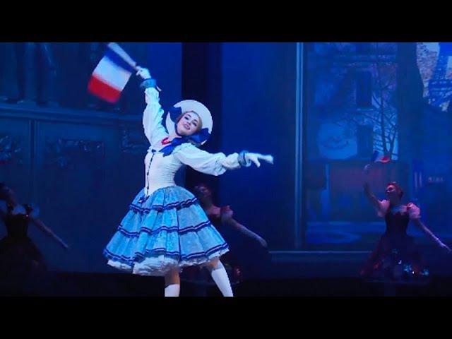 Vaganova Ballet Academy. Maria Petuhova, French Doll