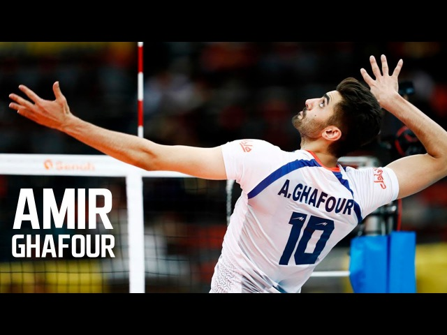 Amir Ghafour   Best Volleyball Moments   Champions Cup 2017
