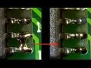 How to repair bridge and excess solder