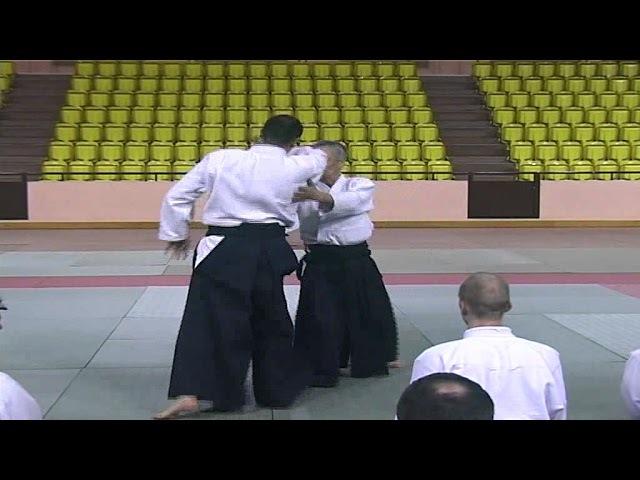 Seminario di Aikido Monte Carlo 2006