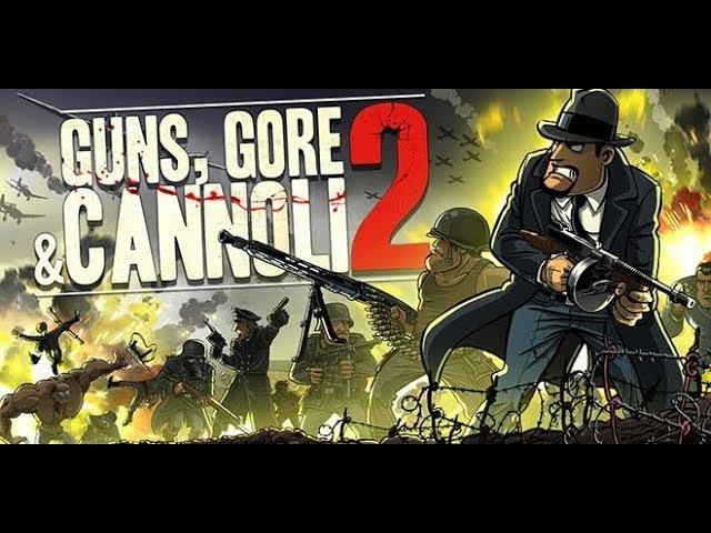 Guns, Gore Cannoli 2 6 Финал - Босс НЛО