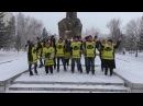 Фан клуб ХК Темиртау на прогулке в Кокшетау